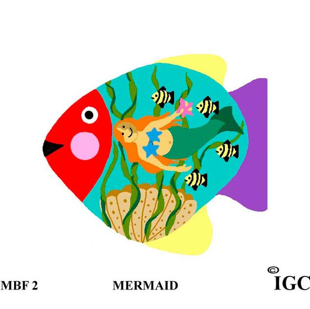 Mermaid Fish
