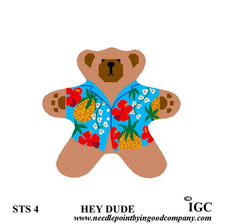 Hey Dude Bear