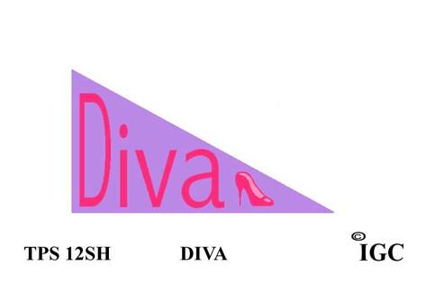 Diva Pennant