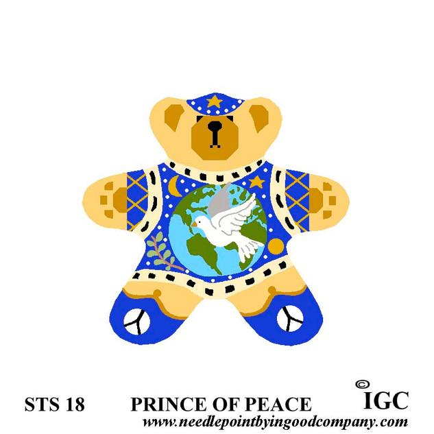 Prince of Peace Bear