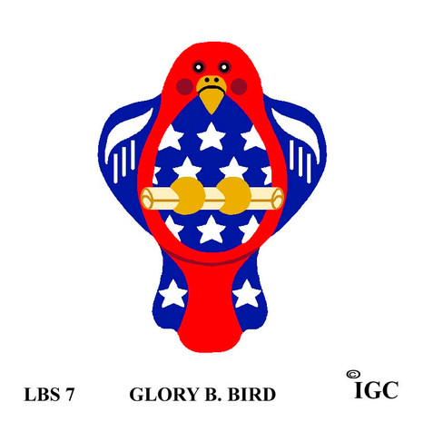 Glory B Bird