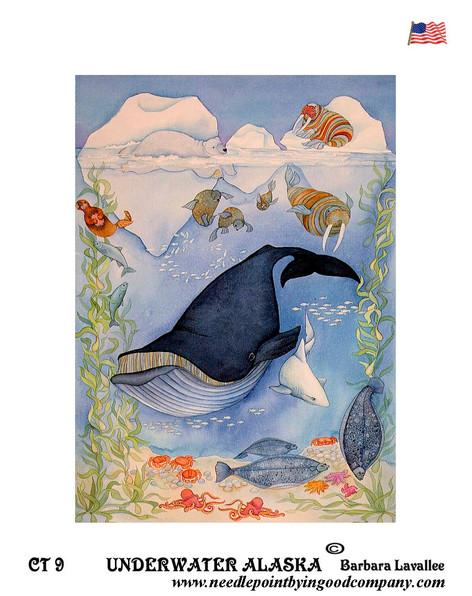 Underwater Alaska - Barbara Lavallee