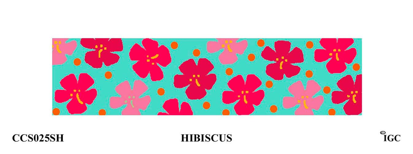 Hibiscus Candle Cozy