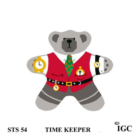 Time Keeper Bear