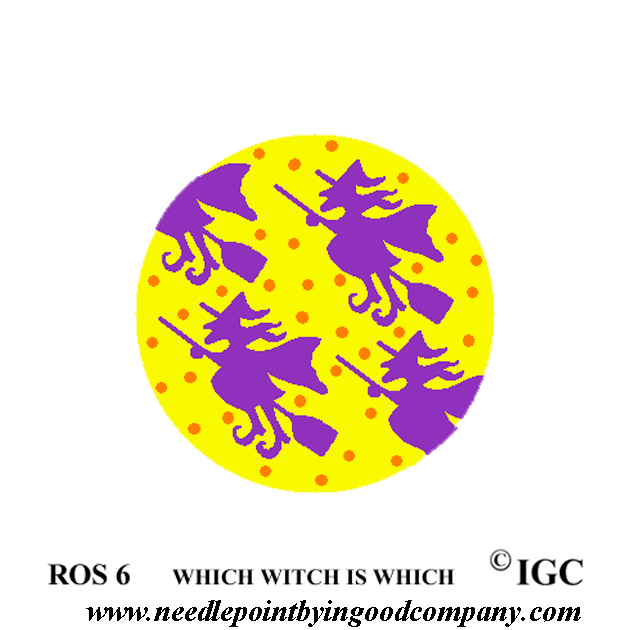 Which Witch Is Which Round
