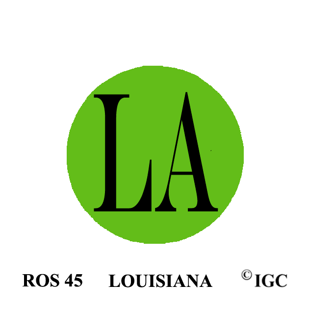Louisiana Round