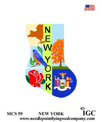 New York Mini Sock