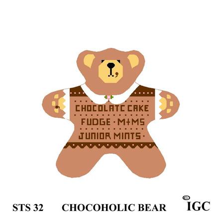 Chocoholic Bear