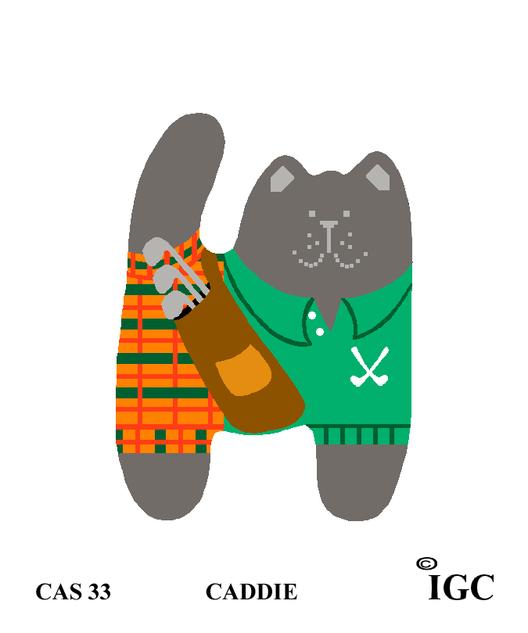 Caddie Cat