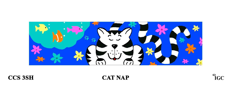 Cat Nap Candle Cozy