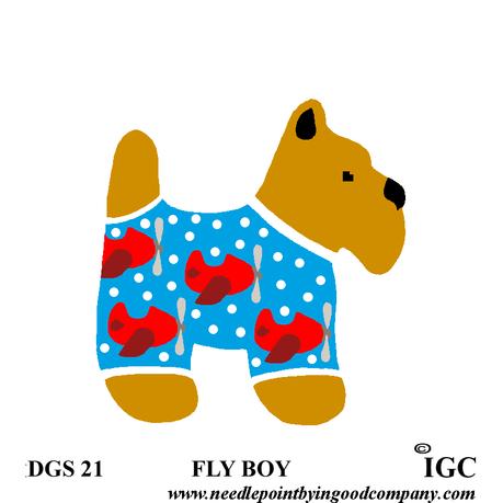Fly Boy Dog
