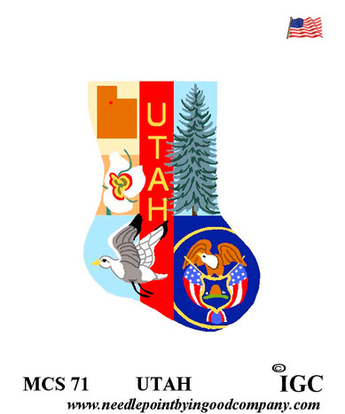 Utah Mini Sock