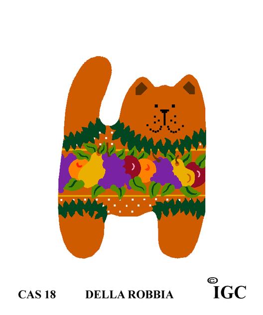 Della Robbia Cat