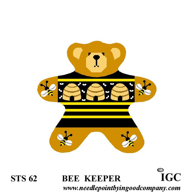 Bee Keeper Bear