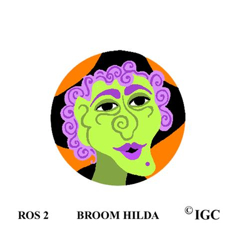 Broom Hilda Round