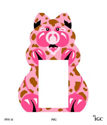 Pig Large Frame
