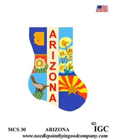 Arizona Mini Sock