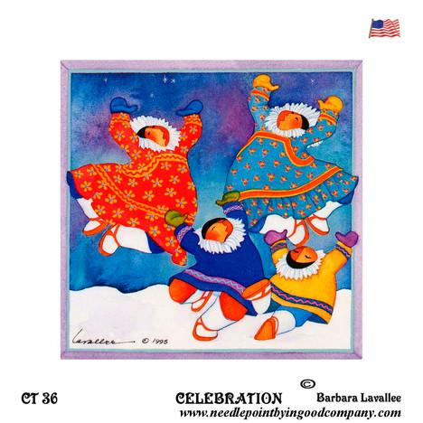 Celebration - Barbara Lavallee