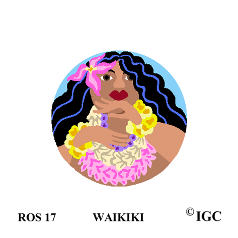 Waikiki Round