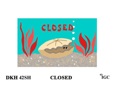 Closed Doorknob Hanger