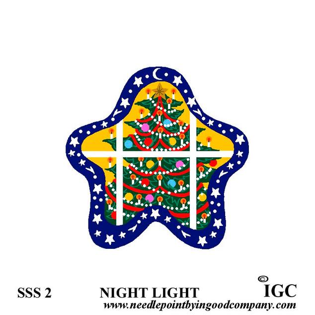 Night Light Star