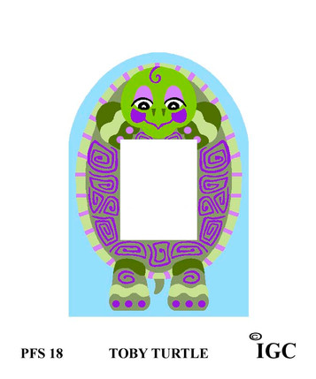 Toby Turtle Small Frame