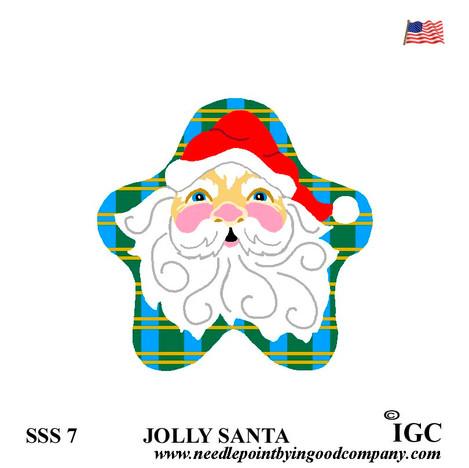 Jolly Santa Star