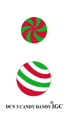 Candy Dandy Discs