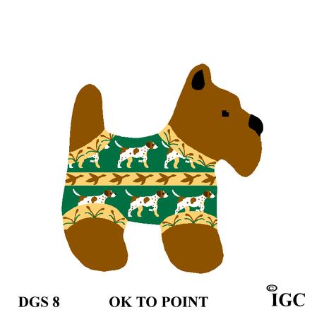 OK to Point Dog