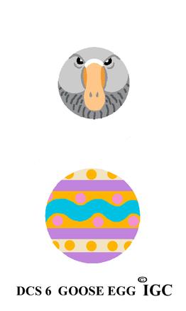 Goose Egg Discs
