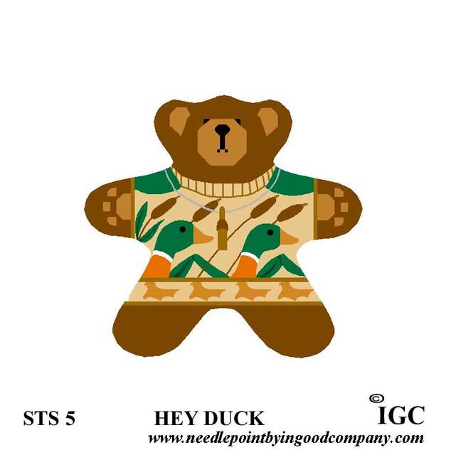 Hey Duck Bear