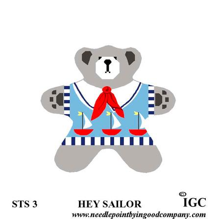 Hey Sailor Bear