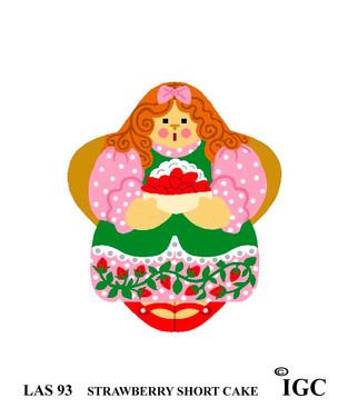 Strawberry Shortcake Angel