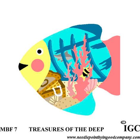 Treasures of the Deep Fish