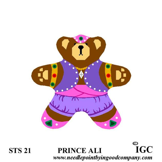 Prince Ali Bear