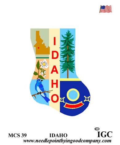 Idaho Mini Sock