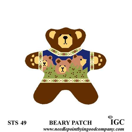 Beary Patch Bear