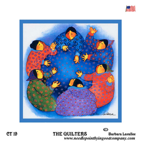 The Quilters - Barbara Lavallee