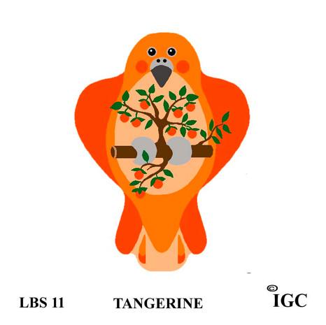 Tangerine Bird