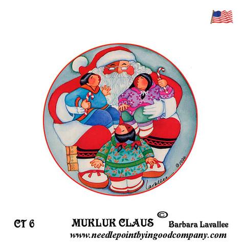 Mukluk Claus - Barbara Lavallee