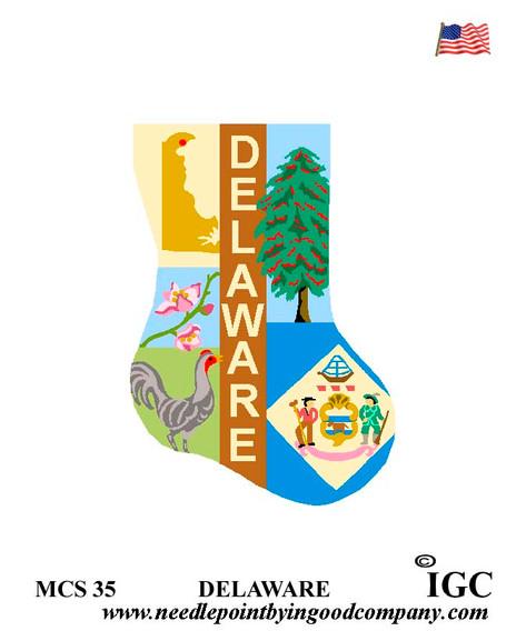 Delaware Mini Sock