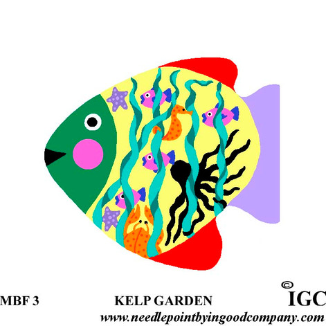 Kelp Garden Fish