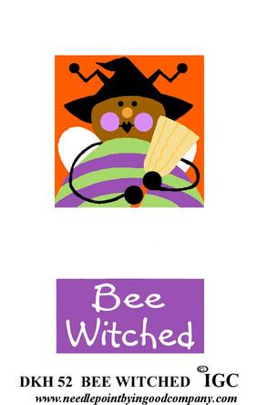 Bee Witched Doorknob Hanger