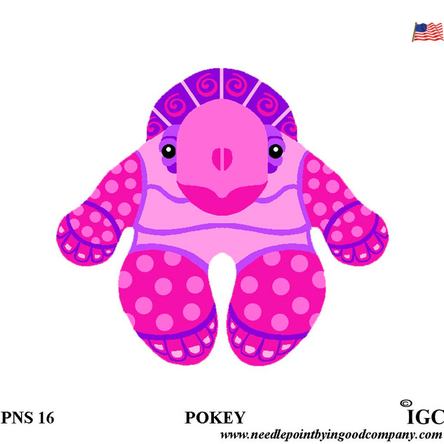 Pokey Peedlenoint