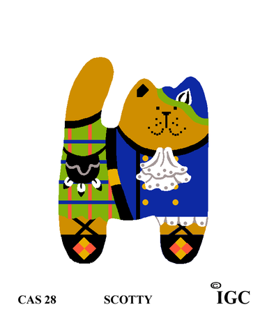 Scotty Cat