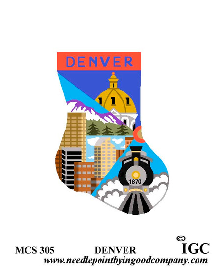 Denver mini sock