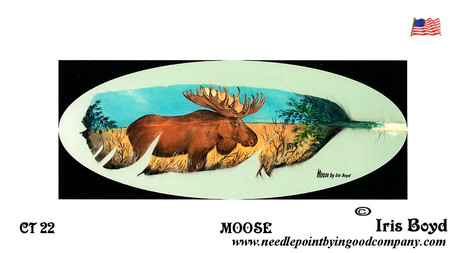 Moose - Iris Boyd