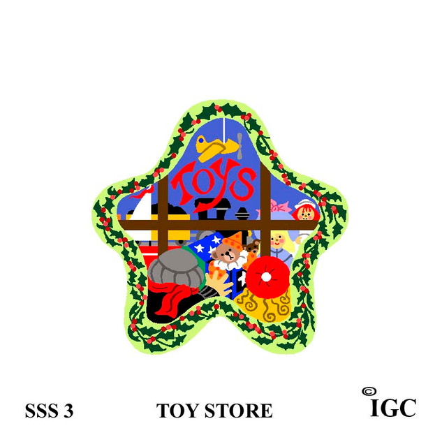 Toy Store Star
