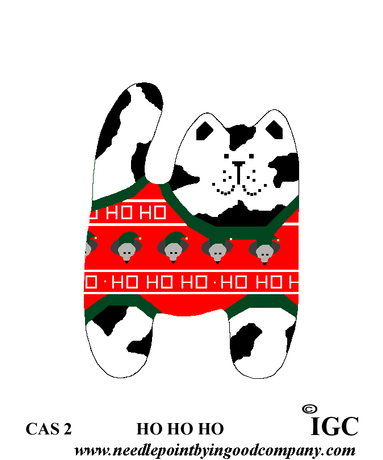 Ho Ho Ho Cat