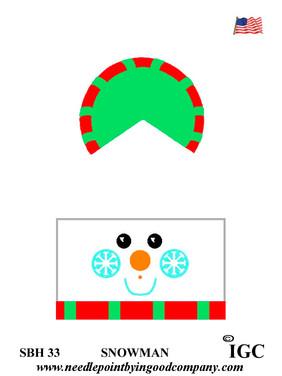 Snowman Small Birdhouse